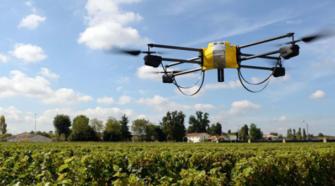 Impulso a la agricultura del Yaqui con drones