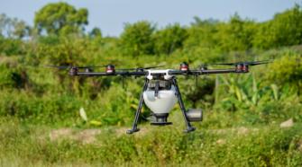 Tecnología digital para el apoyo de agricultores de África